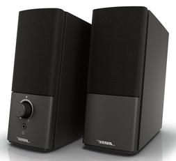 BOSE COMPANION 2 SERIES III BLACK COMPUTER SPEAKER SYSTEM NE