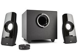 Cyber Acoustics Curve Blast 2.1 Speaker System - 8 W RMS - L