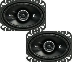 Kicker DSC4604  4 x 6 2-way Car Speakers
