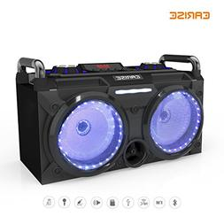 EARISE DT60-E Audio PA System Bluetooth Speaker, 2 X 5.25""