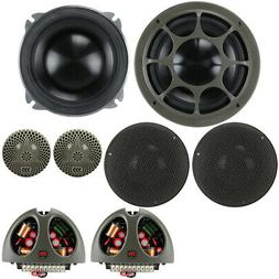 """Morel Elate 503 5-1/4"""" 3-Way Component Car Audio Speaker Sys"""