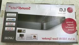 LG Electronics LAP240 Sound Plate 100W Slim 4.1 Ch Surround