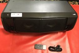 LG-FJ5 Bluetooth Speaker System With Lights