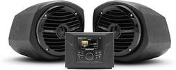 Rockford Fosgate GNRL-STAGE2 Stereo and front lower speaker