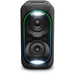 Sony GTKXB60/B High Power Portable Bluetooth Speaker with FV
