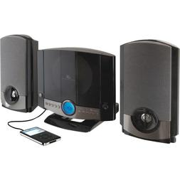 GPX HM3817DTBLK CD Home Music System Consumer electronic