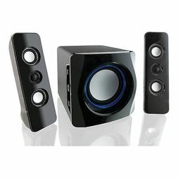 iLive IHB23B Wireless Bluetooth 2.1 Speaker System with Subw