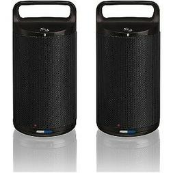 iLive ISBW2113B Bluetooth Indoor/Outdoor Speaker System - Bl