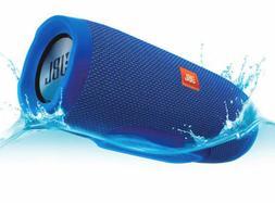 JBLCHARGE3BLU JBL Charge 3 Waterproof Portable Bluetooth Spe