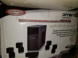 Kinetic KA-8100 5:1 Multi channel surround Speaker System