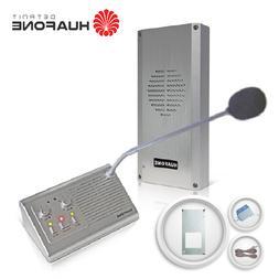 Automatic Drive Thru Intercom Speaker System Kit