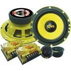 "2-Way Custom Component Speaker System - 6.5"" 400 Watt with"