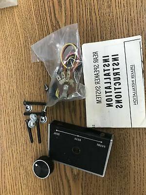 2758 rear speaker system kit