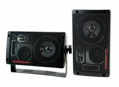 4) 600W Mini Indoor System