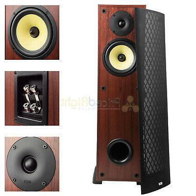 DCM 5.0 Home Speaker System 2 Towers 2 Center Channel