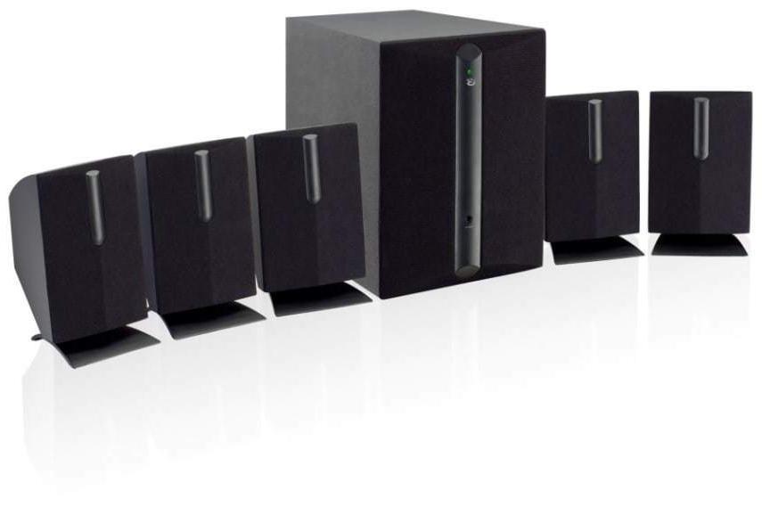 6 Speakers Home Theater Speaker System TV DVD video game App