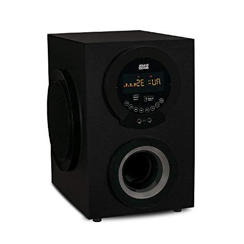 Acoustic 5.1 Home Bluetooth Speaker Powered