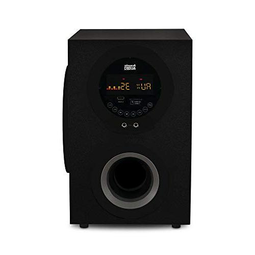Acoustic Audio AAT3000 Tower 5.1 Speaker Powered Subwoofer