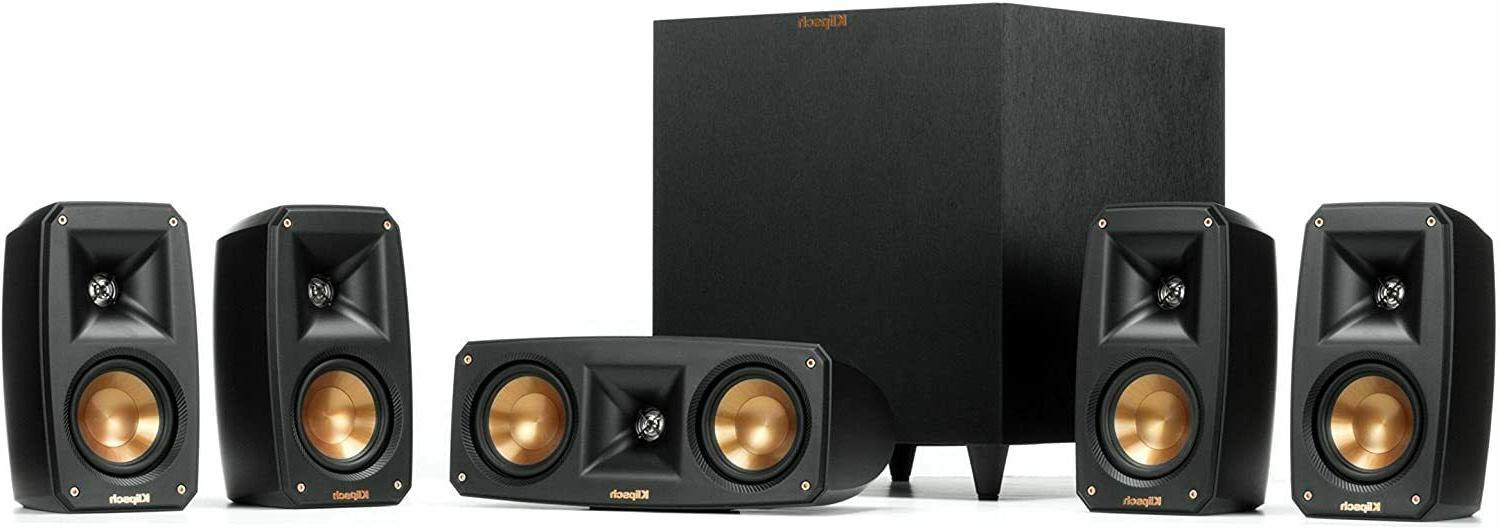 black reference theater 1 surround
