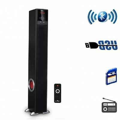 beFree Sound*BLUETOOTH*Powered TOWER SPEAKER System*with USB