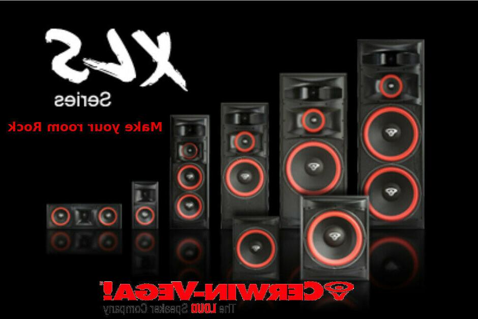 cerwin vega xls series speaker system component