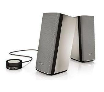 companion 20 multimedia speaker system new