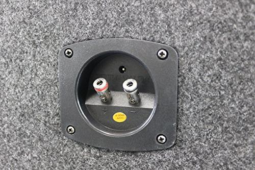 "Pyramid Dual 12"" 1200 Watt Speaker System w/Neon Accent Lighting"