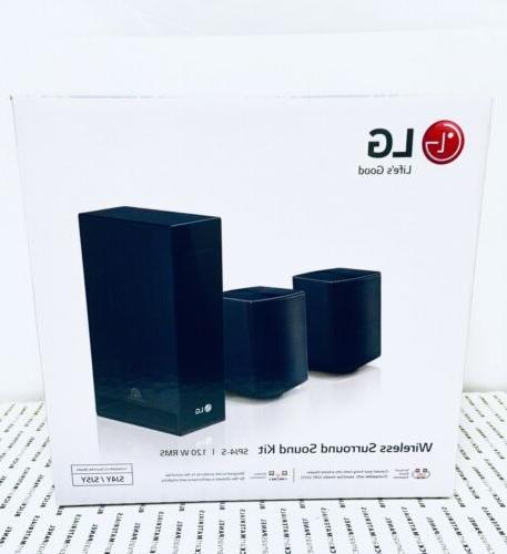 electronics spj4 sound bar wireless