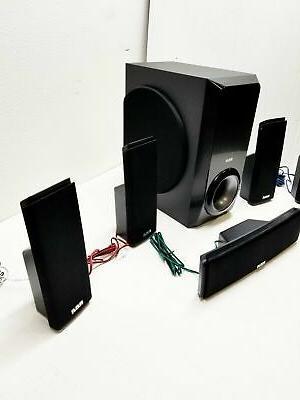RCA Home Speaker System w/Sub Free