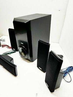 RCA Home Theater 5 Speaker Free