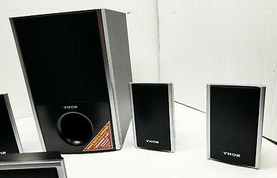 Sony Home Theater Speaker System Free