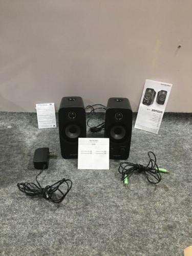 inspire t10 2 0 multimedia speaker system