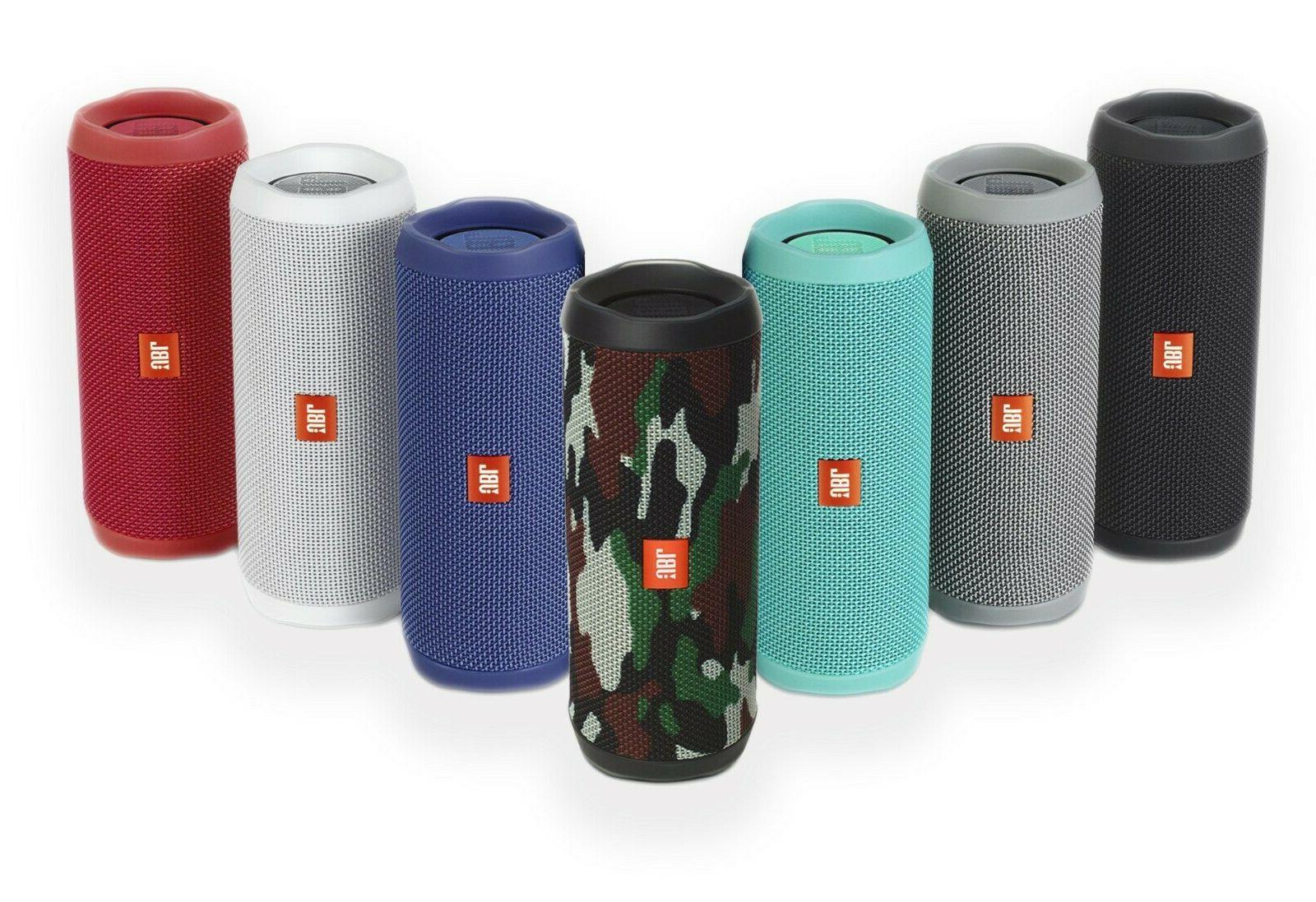 JBL Waterproof Portable Rechargeable Bluetooth Speaker