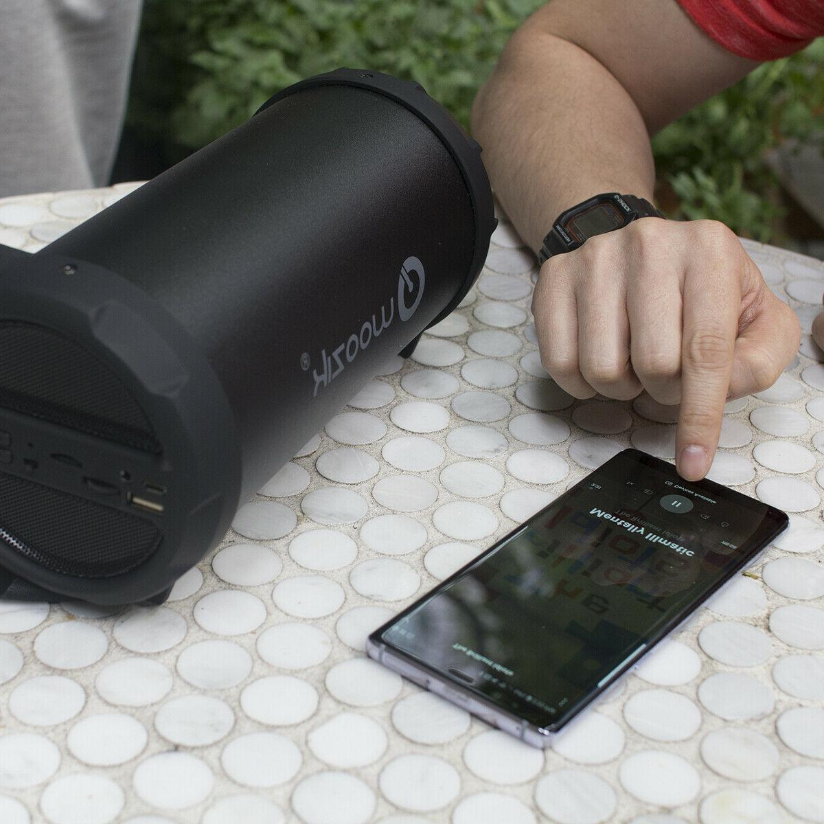 LOUD BLUETOOTH SPEAKER Wireless Rechargeable Stereo
