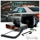 Xprite 200W 12V Loud Speaker PA Horn Siren System Mic Kit Po
