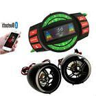 Motorcycle Bluetooth Wireless Speakers Audio System Stereo U