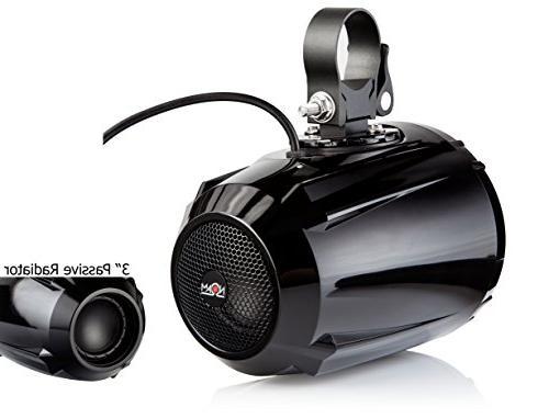 NOAM NUTV5 Bluetooth Cart/UTV Speakers
