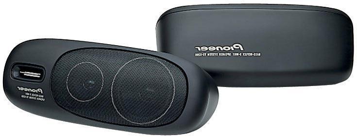 NEW  Pioneer Car Stereo 3way Box Speaker Pair.replacement.su