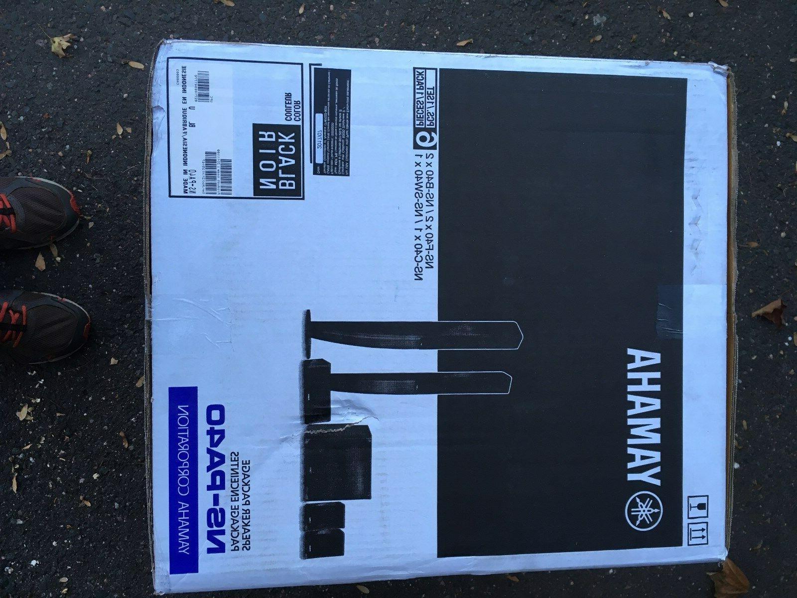 NEW Yamaha Channel Speaker System