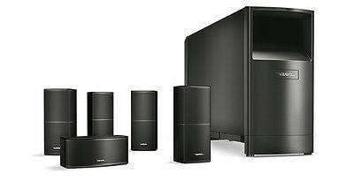 NEW BOSE ACOUSTIMASS 10 SERIES V HOME THEATER SPEAKER SYSTEM