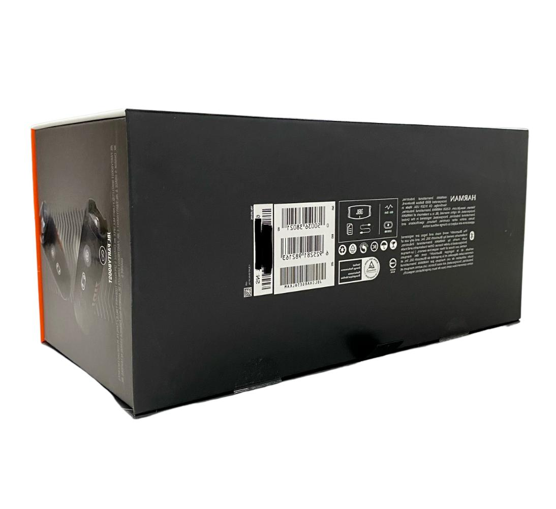 NEW JBL Portable System Black