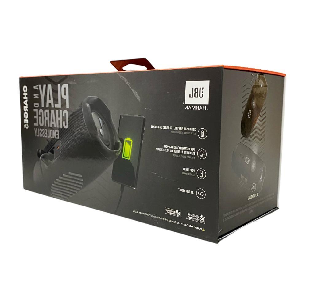 NEW Portable Speaker System Black