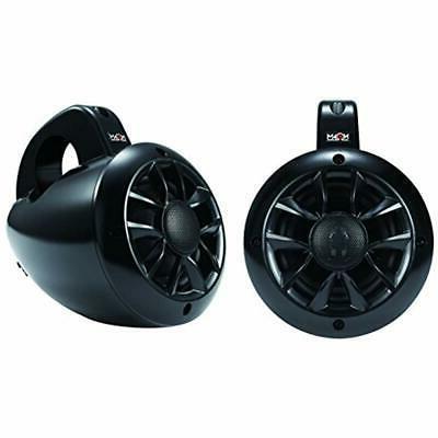 NOAM Speaker Quad - Marine Bluetooth ATV/Golf Cart/UTV