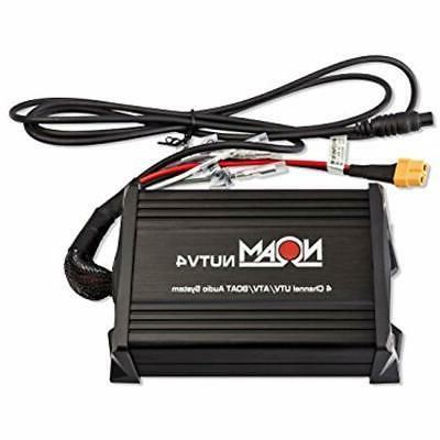 NOAM Speaker Quad - Bluetooth Cart/UTV