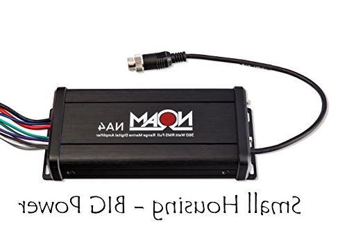NOAM NUTV5 Bluetooth Cart/UTV Speakers Stereo