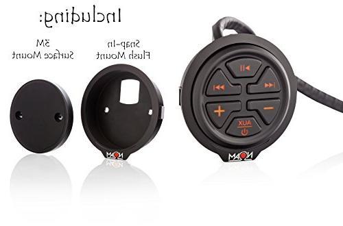 NOAM NUTV5 Bluetooth ATV/Golf Cart/UTV