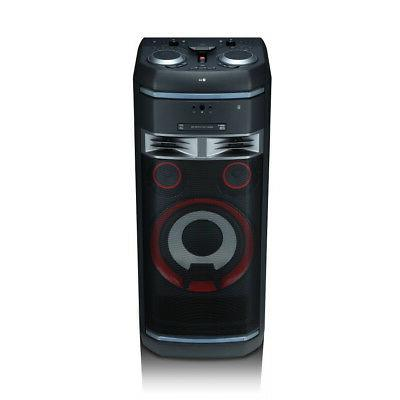 LG OK99 1800W LOUDR Party Speaker System -