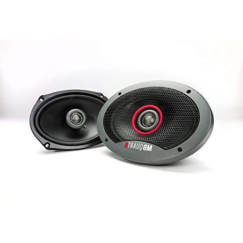 MB Quart of Coaxial A Pair 6x9 Speakers FKB169