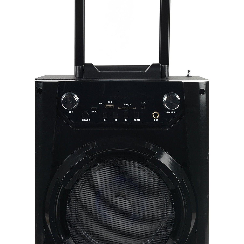 BT Party Speaker Stereo Loud Mic