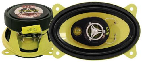PYLE PLG46.3 4 x 6-Inch 180-Watt 3-Way Speakers